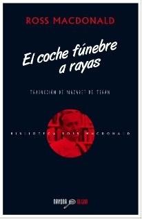 Papel EL COCHE FUNEBRE A RAYAS