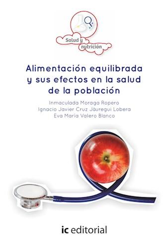Libro Libros De Alimentacion Equilibrada Y Sus Efectos