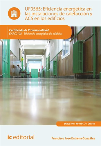 E-book Eficiencia Energética En Las Instalaciones De Calefacción Y Acs En Los Edificios