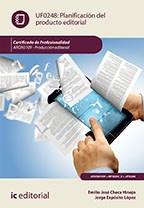 Libro Planificacion Del Producto Editorial. Argn0109 -