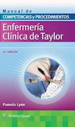 Papel Manual De Competencias Y Procedimientos, Enfermería Clínica De Taylor.