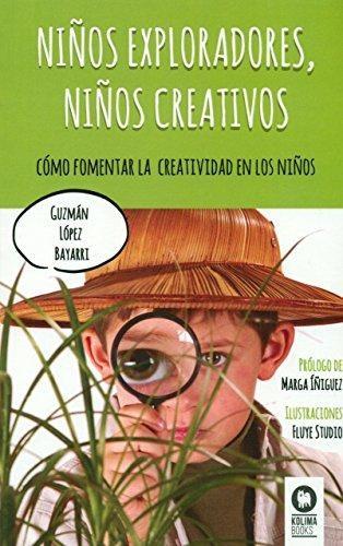 Libro Niños Exploradores , Niños Creativos
