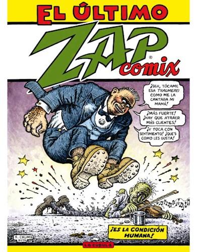 Papel EL ULTIMO ZAP COMIX