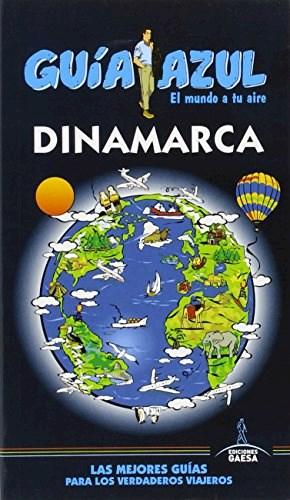 Libro Dinamarca Guia Azul