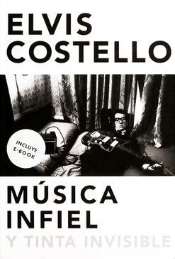 Libro Musica Infiel Y Tinta Invisible