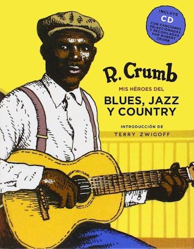 Papel Mis Héroes Del Blues, Jazz Y Country
