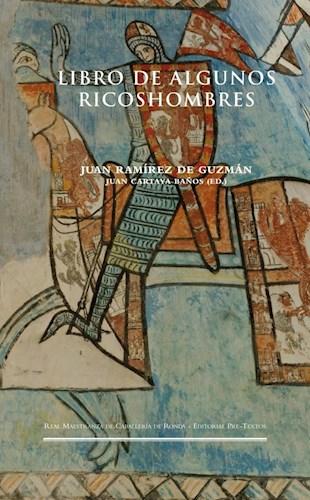 Papel LIBRO DE ALGUNOS RICOHOMBRES