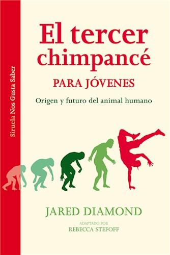 E-book El Tercer Chimpancé Para Jóvenes