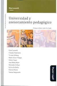 Papel Universidad Y Asesoramiento Pedagogico