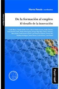 Papel De La Formación Al Emnpleo - El Desafío De La Innovación