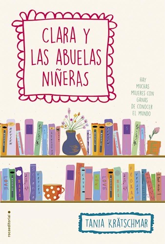 Libro Clara Y Las Abuelas Ni/Eras