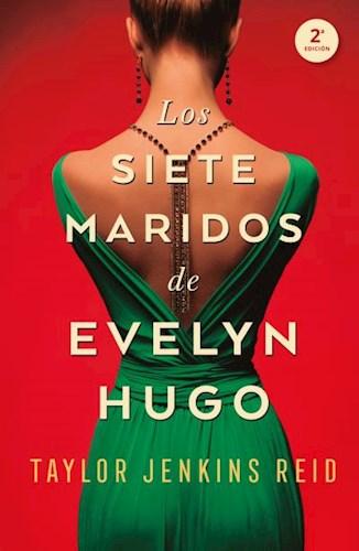 Los Siete Maridos De Evelyn Hugo por JENKINS REID TAYLOR - 9788416517275 -  Cúspide.com
