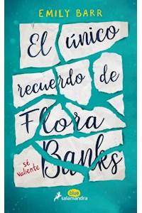 Papel El Único Recuerdo De Flora Banks