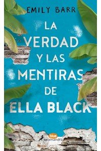 Papel La Verdad Y Las Mentiras De Ella Black (14+)