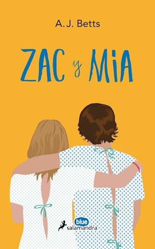 Libro Zac Y Mia