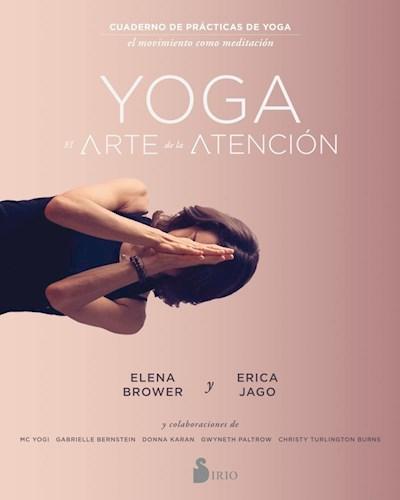 Libro Yoga  El Arte De La Atencion