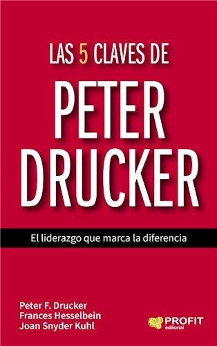 E-book Las 5 Claves De Peter Drucker.