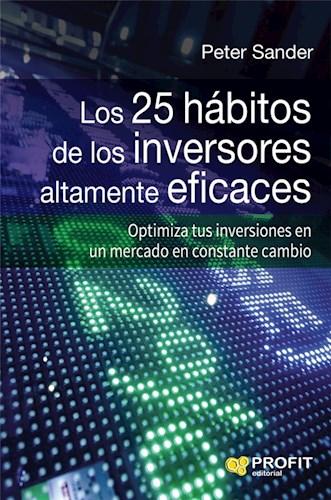 Libro Los 25 Habitos De Los Inversores Altamente Eficaces