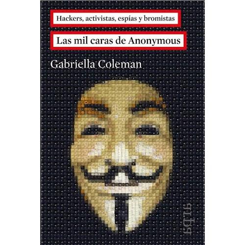 Papel LAS MIL CARAS DE ANONYMOUS