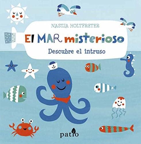 Libro El Mar Misterioso