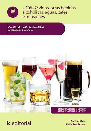 Papel Vinos, Otras Bebidas Alcohólicas, Aguas, Cafés E Infusiones. Hotr0209 - Sumillería