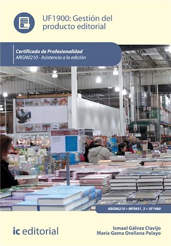 E-book Gestión Del Producto Editorial