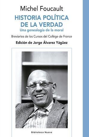 Papel HISTORIA POLITICA DE LA VERDAD