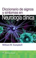 Papel Diccionario De Signos Y Síntomas En Neurología Clínica