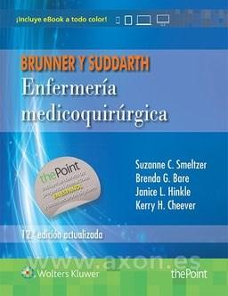 Papel Brunner y Suddarth. Enfermería medicoquirúrgica Ed.12 Actualizada