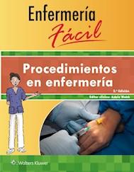 E-book Enfermería Fácil. Procedimientos En Enfermería, 2.ª