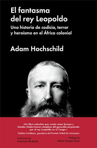 Libro El Fantasma Del Rey Leopoldo