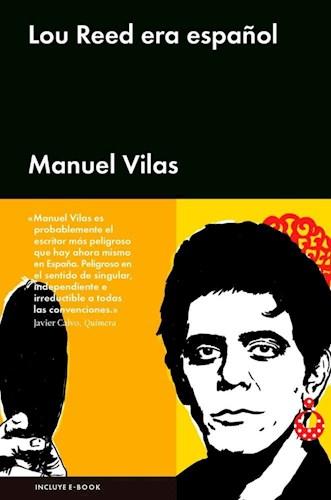 Libro Lou Reed Era Español