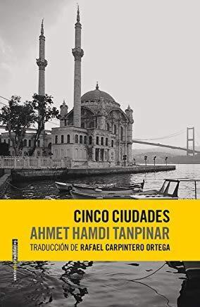Libro Cinco Ciudades