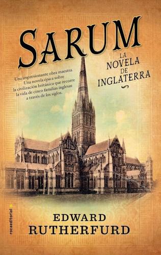 Papel SARUM LA NOVELA DE INGLATERRA (RUSTICA)