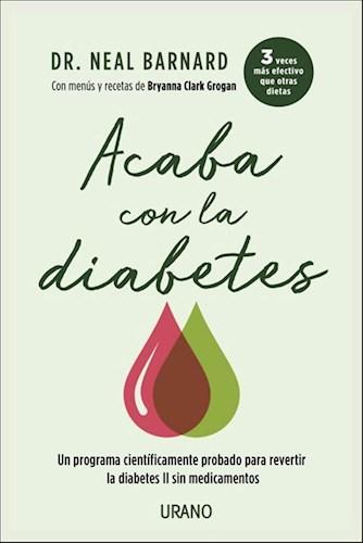 Libro Acaba Con La Diabetes