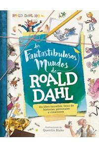 Papel Fantastibulosos Mundos De Roald Dahl, Los