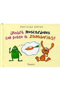 Papel ¿Habrá Mascardones Con Gusto A Zanahorias?