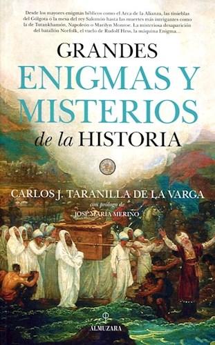 Papel Grandes Enigmas Y Misterios De La Historia