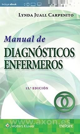 Papel Manual de Diagnósticos Enfermeros Ed.15º