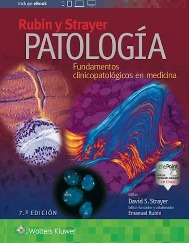 E-book Rubin y Strayer. Patología: Fundamentos clinicopatológicos en medicina, 7.ª