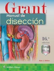 E-book Grant. Manual De Disección, 16.ª