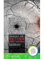 Papel Manual De Retina Médica Y Quirúrgica