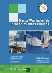 E-Book Manual Washington De Procedimientos Clínicos (Ebook)