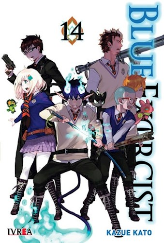 Libro 14. Blue Exorcist