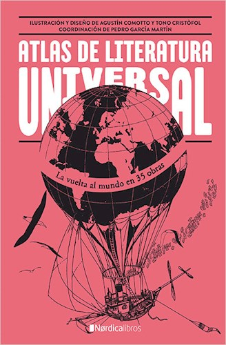 Papel Atlas De Literatura Universal