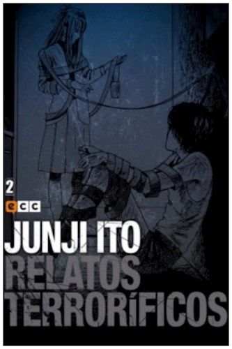 Junji Ito  Relatos Terroríficos Núm  02