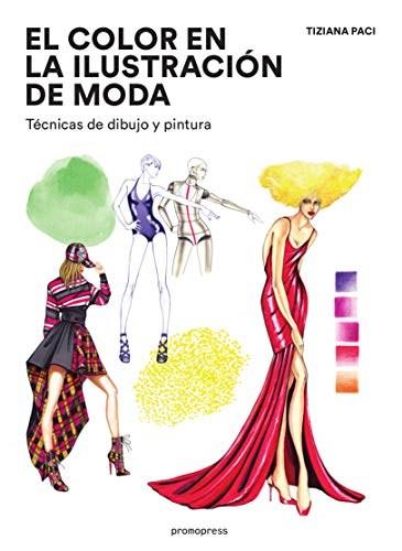 Libro El Color En La Ilustracion De Moda