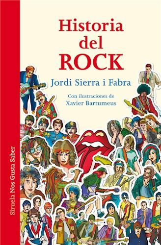 E-book Historia Del Rock