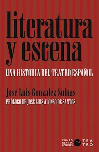 Papel LITERATURA Y ESCENA