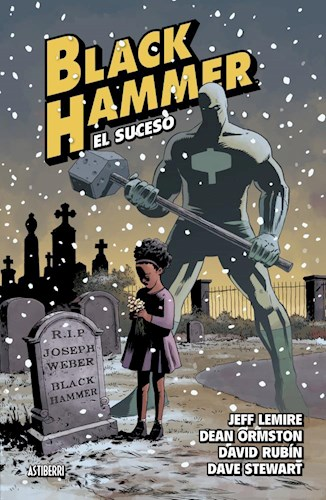 Papel Black Hammer Vol 2